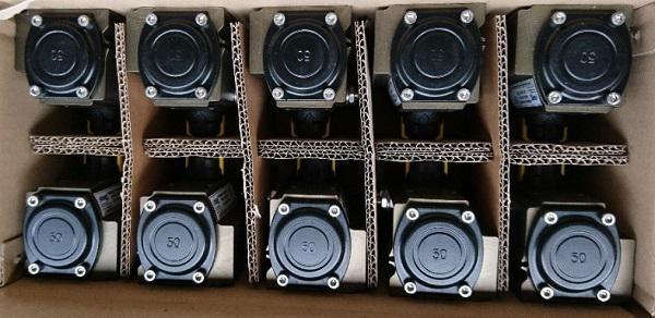 Nguyên kiện bộ điều khiển khí nén KosaPlus Hàn Quốc