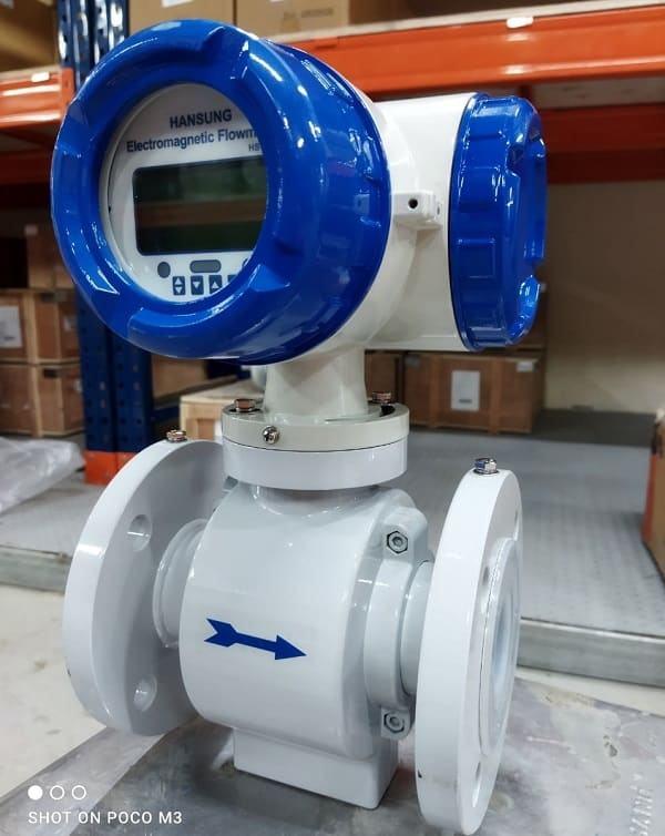 Đồng hồ nước điện từ Hansung Hàn QUốc