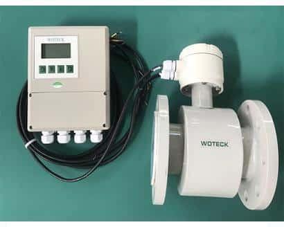 đồng hồ nước điện tử dạng remote - tuấn hưng phát