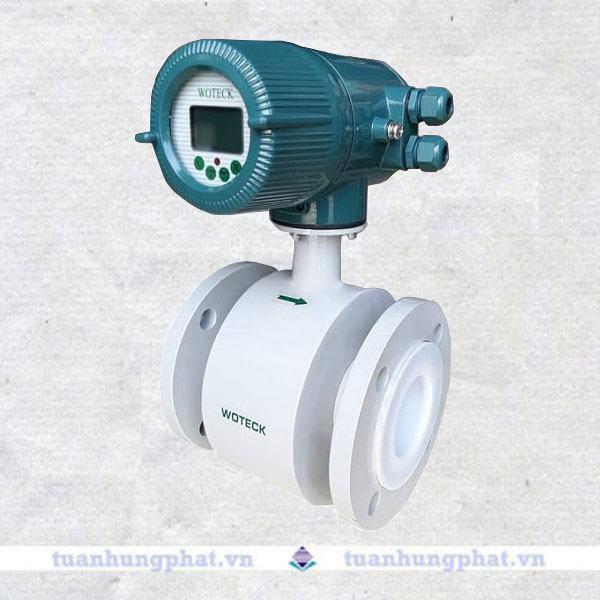 THP valve - Đồng hồ nước dạng điện tử Woteck Đài Loan