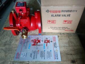 Tuấn Hưng Phát - Alarm valve Wonil Korea DN80