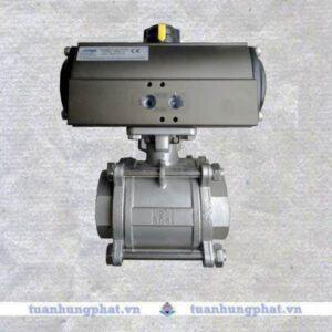 THP valve - Van bi điều khiển khí nén dn32