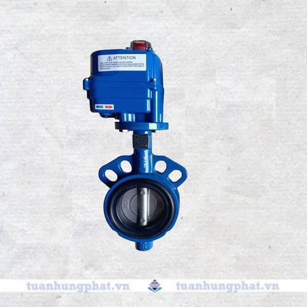 Van bướm điều khiển điện Kosaplus - THP valve