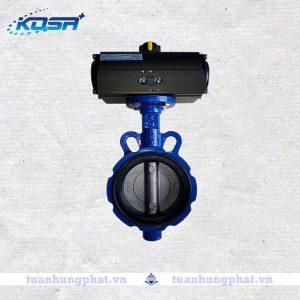 Van bướm điều khiển khí nén KosaPlus Hàn Quốc