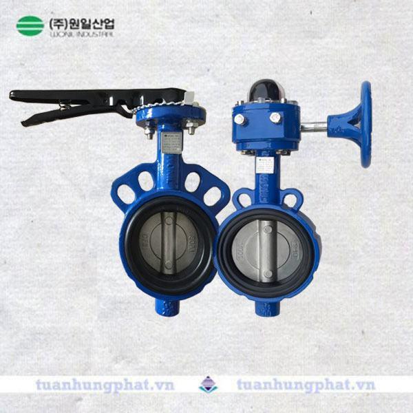 THP valve - van bướm Wonil Hàn Quốc