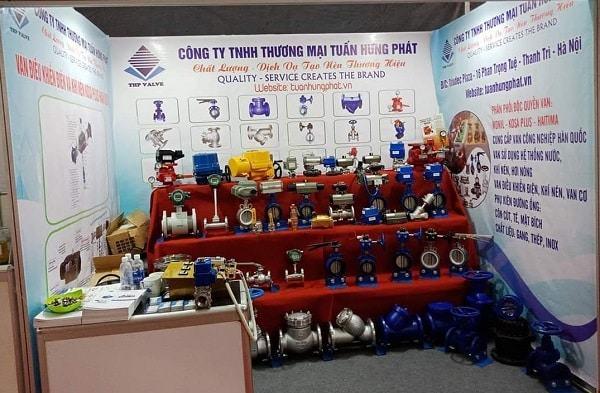 Tuấn Hưng Phát - thư mời tham gia triển lãm van công nghiệp