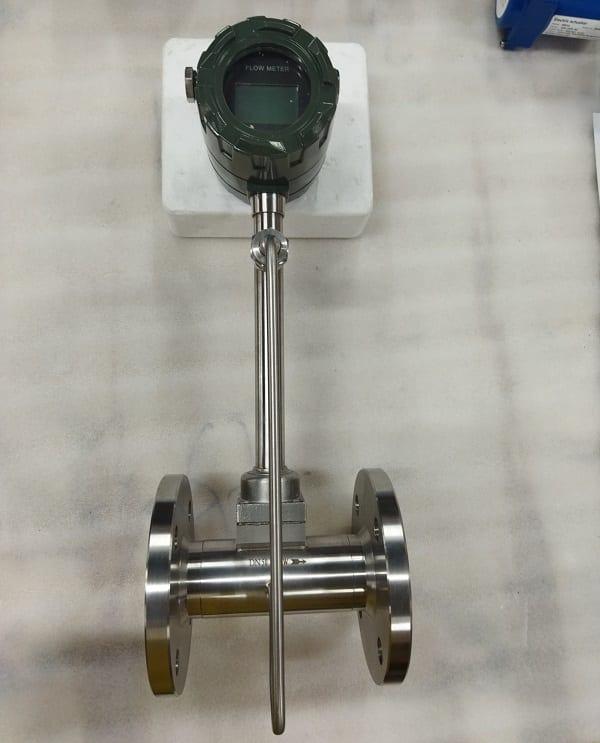 Đồng hồ đo lưu lượng hơi dạng vortex chính hãng Woteck Đài Loan