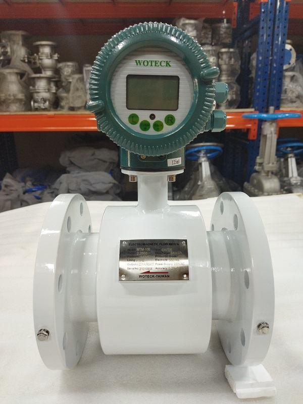 Đồng hồ nước dạng điện từ