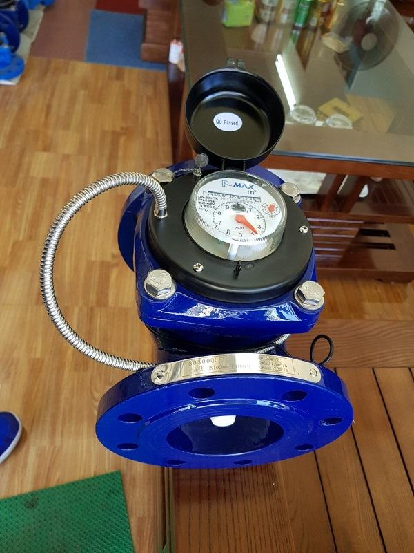 Đồng hồ nước Pmax - Malaysia