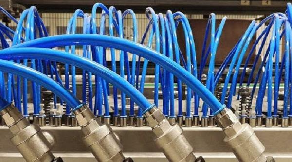 Đường ống mềm dẫn khí nén