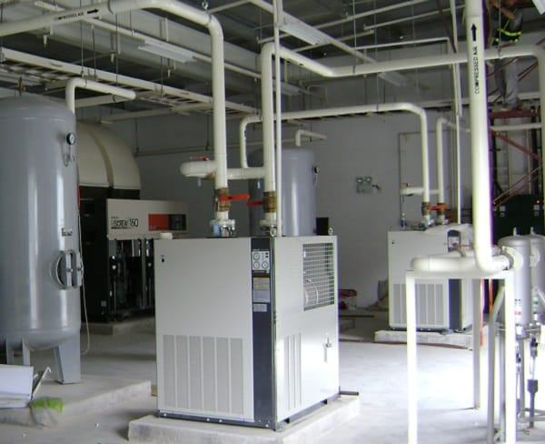 Hệ thống khí nén là gì?
