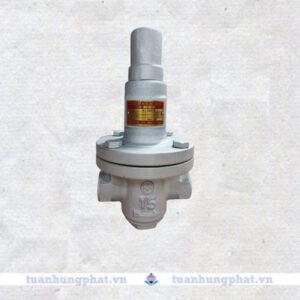 Van giảm áp hơi nóng nối ren YNV