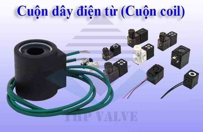 Cuộn dây điện từ (cuộn coil)