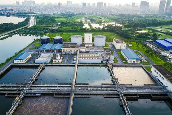 Liên hệ mật thiết giữa cấp nước, thoát nước và môi trường